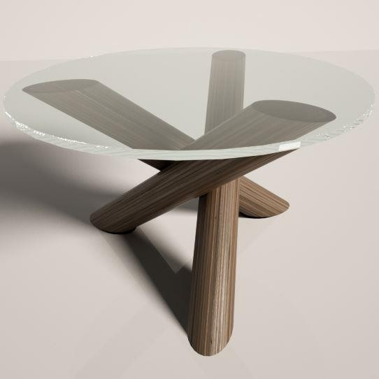 Table bamboo