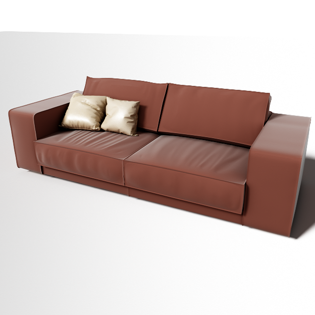 Sofa Brown one
